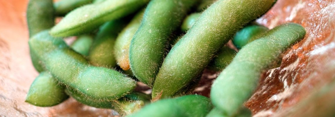 Edamame Or Shelled Soybeans Are Great For A Quick Satisfying Snack