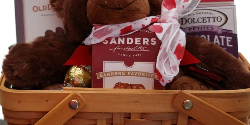 Celebrate #MyValentine With Chocolates & Teddy Bears from Gourmet Baskets