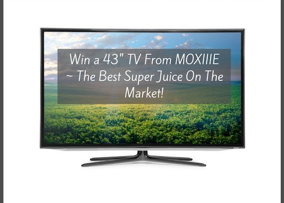 Who Wants To Win 43″ TV #Moxiiie Giveaway