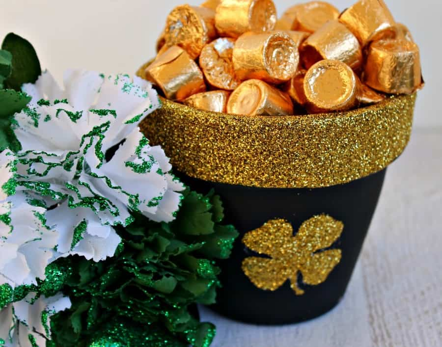 St Parick's Day Pot of Gold Craft