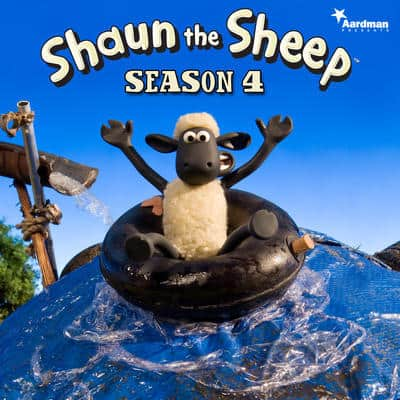 Lionsgate Home Entertainment Releases SHAUN THE SHEEP SEASONS 3 AND 4