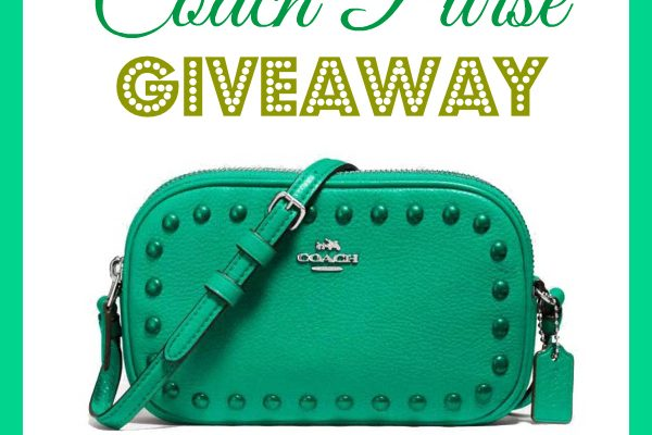 Win A Coach Crossbody Bag For Your Spring And Summer Outfit
