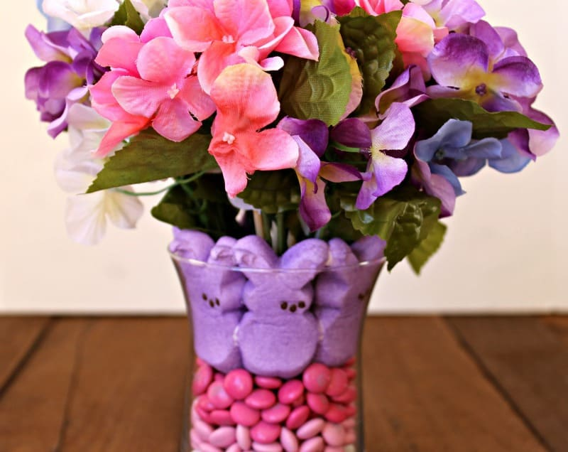 Peeps Centerpiece for EASTER Home Decor
