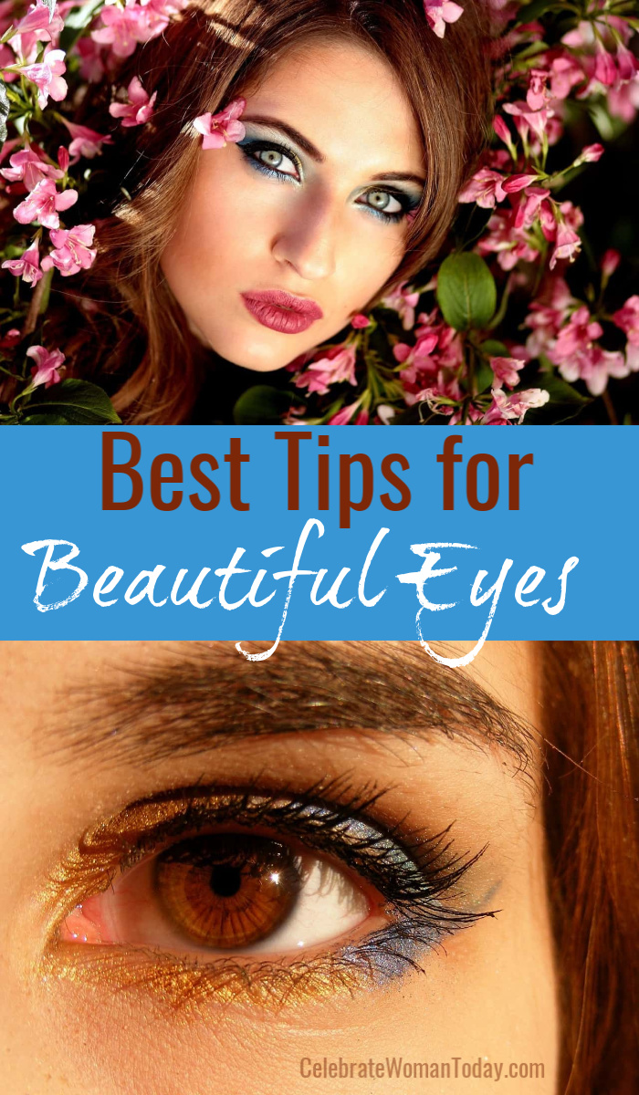 Best Tips for Beautiful Eyes And Natural Eye Care Tips