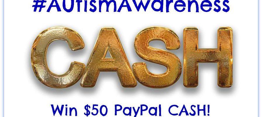 #AutismAwareness #LightItUpBlue Giveaway