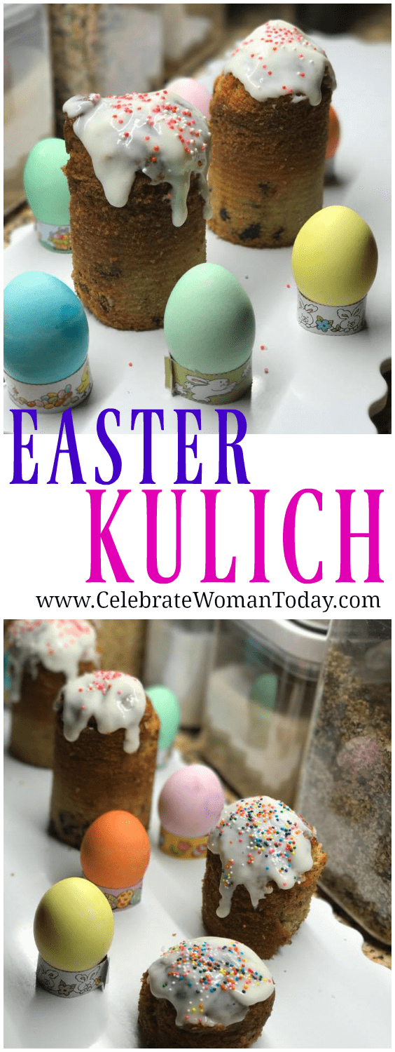 EASTER Kulich Recipe, Russian Pound Cake
