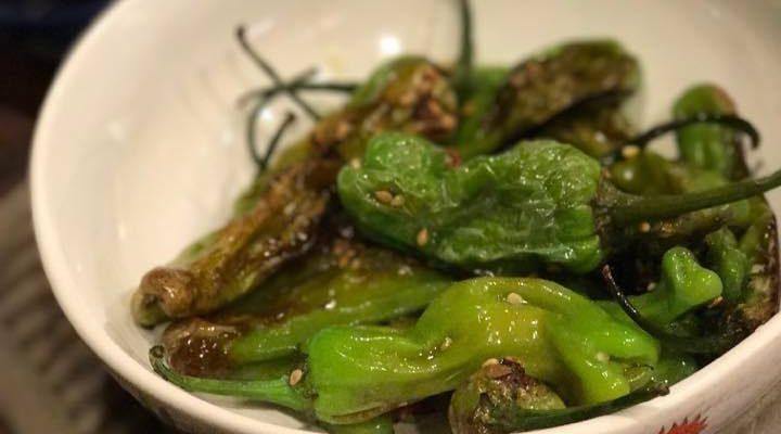 Shishito Peppers Recipe Ideas