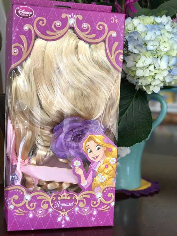 TANGLED Halloween Wig, Rapunzel