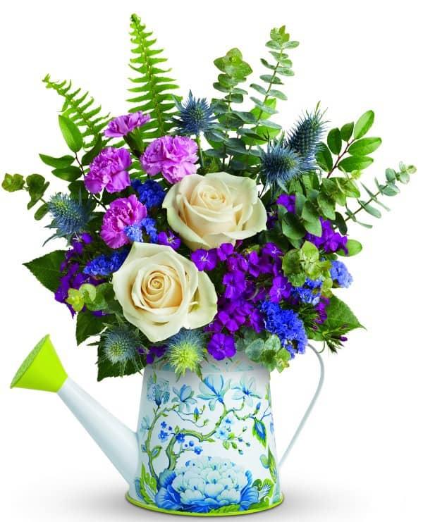 Teleflora Splendid Garden Bouquet, Mothers Day