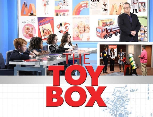 The Toy Box, ABC series