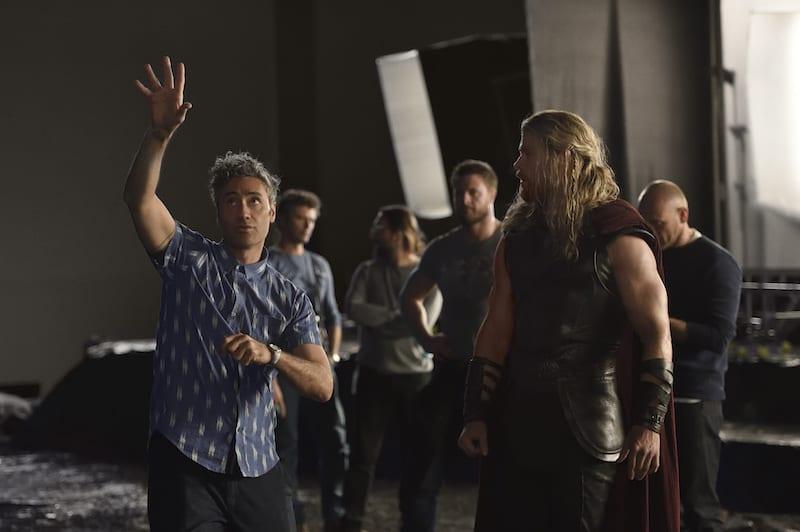 THOR RAGNAROK MARVEL MOVIES, Director Taika Waitit
