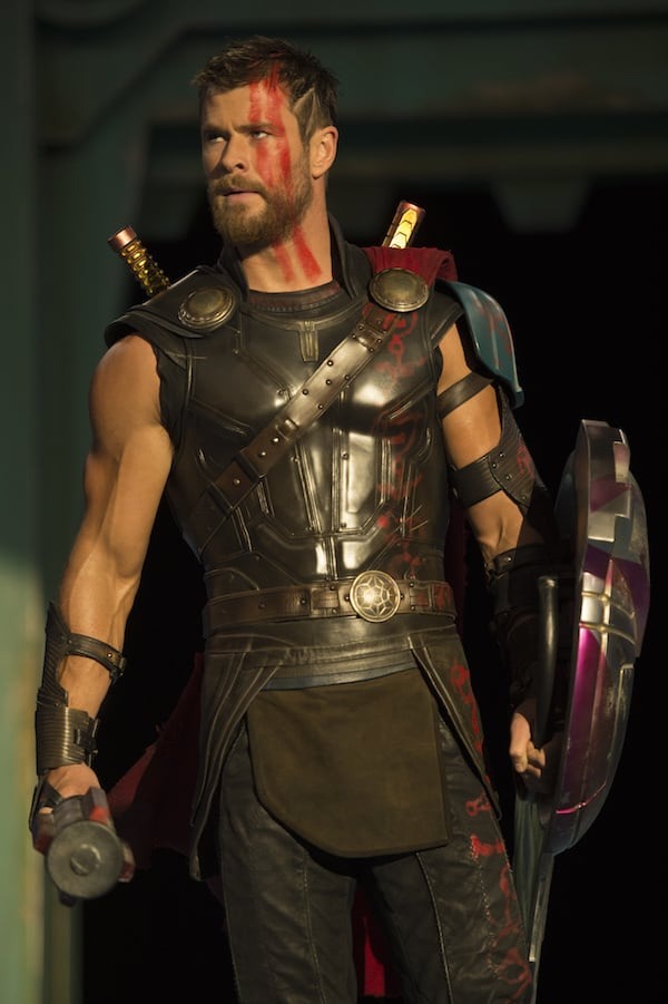 Thor Ragnarok MARVEL MOVIES Chris Hemsworth