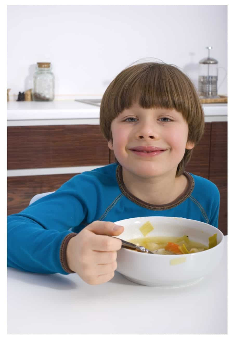 Blount Organic Soups and Chilis
