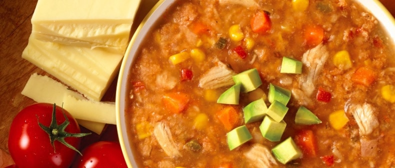 Celebrate Flavorful Soups & Chilis from Blount Organic #HeartThis