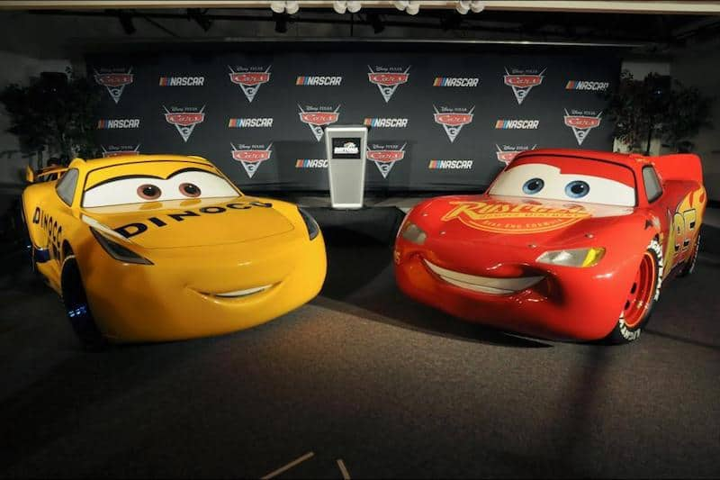 PIXAR CARS 3, The Story Of Our Story