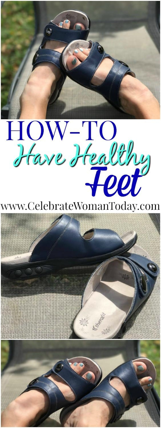 HOW-TO Have Healthy Feet
