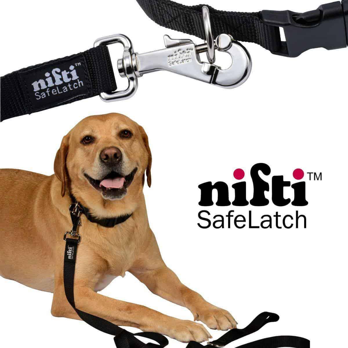 NIFTY SafeLatch Leashes