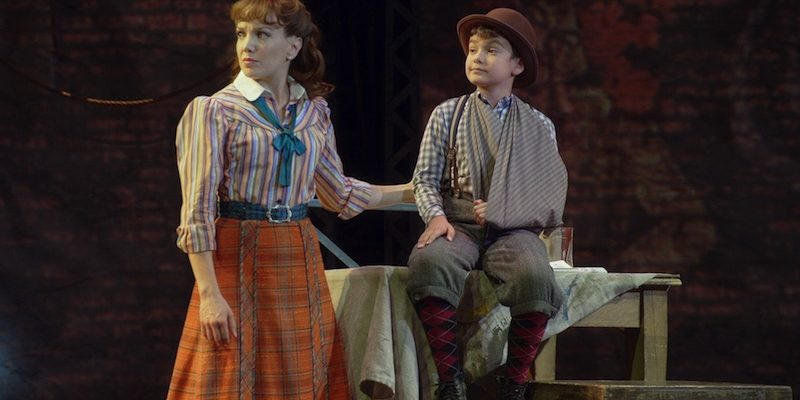 Disney Newsies The Broadway Musical Is Here! #SeizeTheDay2017