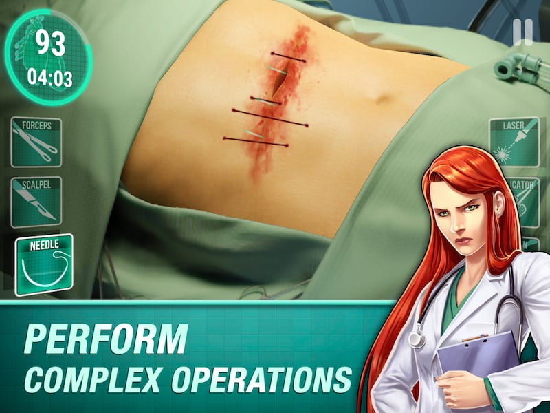 Operate Now Hospital App