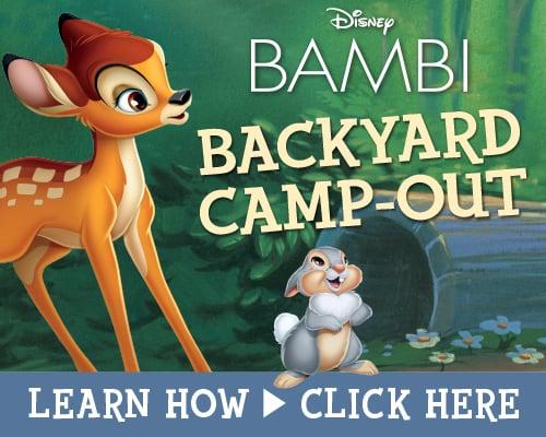 Bambi printables