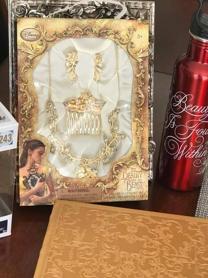 Beauty And The Beast, Disney Merchandise