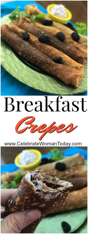 Breakfast Crepes Recipe