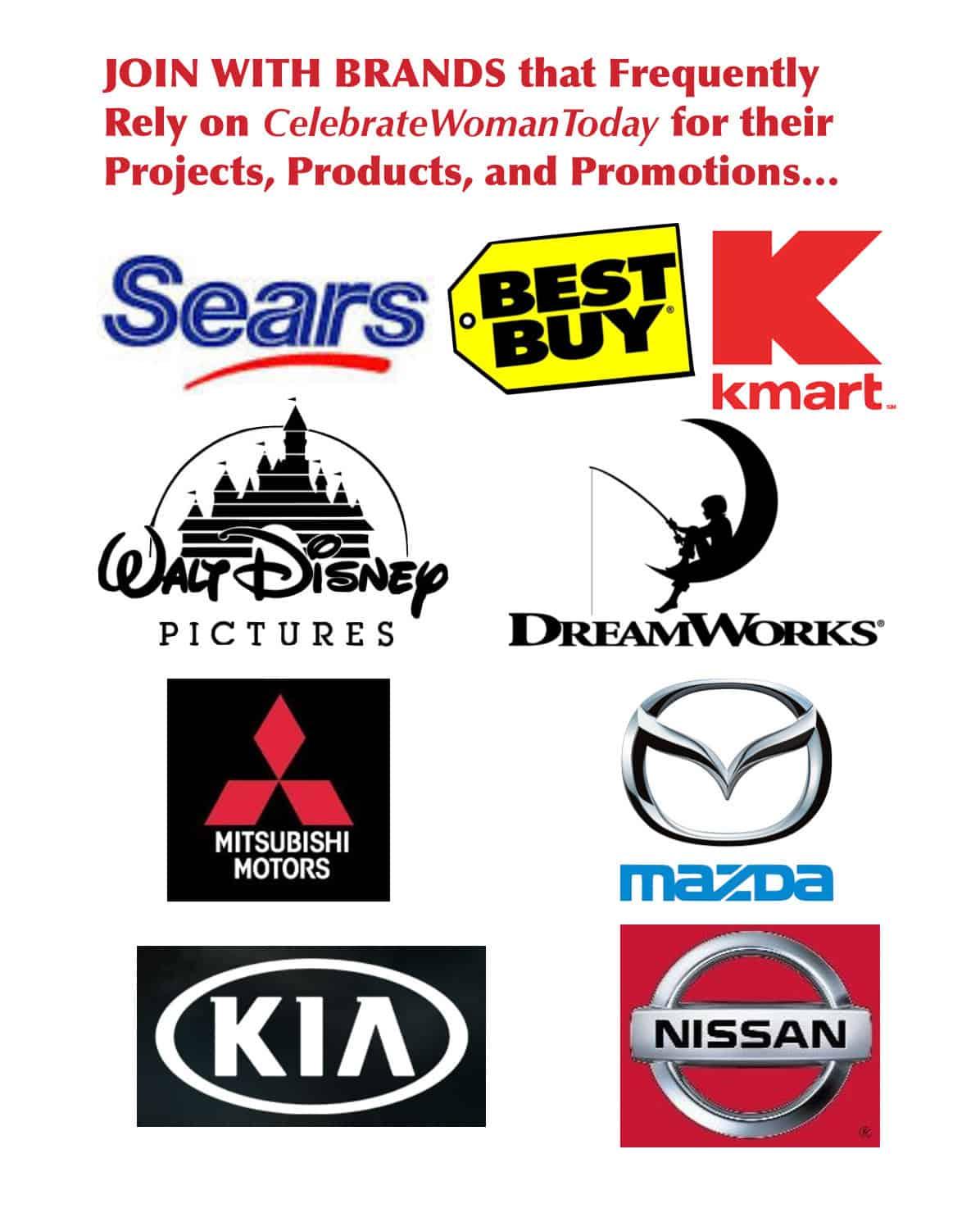 Celebrate Sponsor Logos