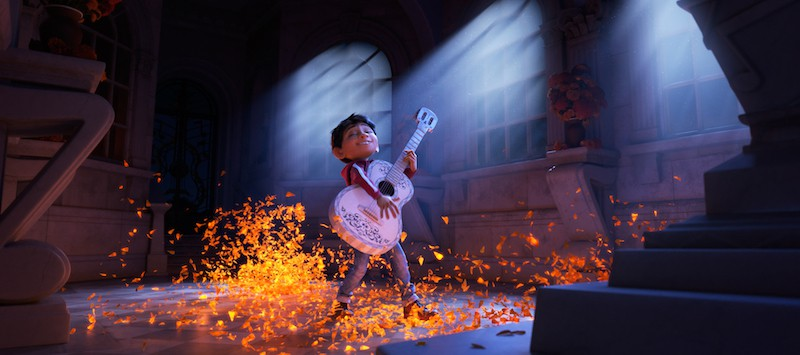 COCO Comes In Blu-Ray DVD for Home Release #CocoEvent