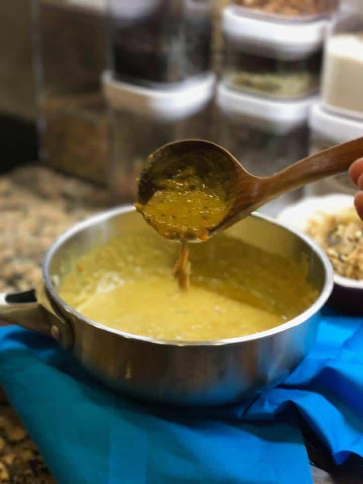 Coconut Curry Sauce Recipe