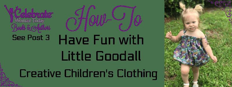 Little Goodall Children Clothing