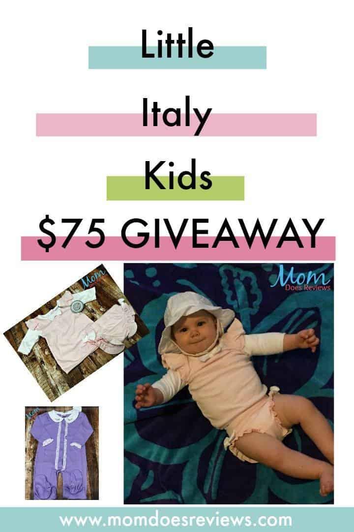 Little Italy Kids Pima Cotton Clothes