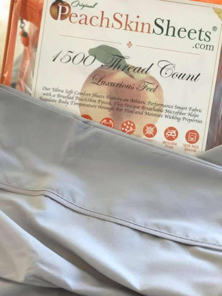 PeachSkinSheets, Bed Sheets, Good Nights Sleep