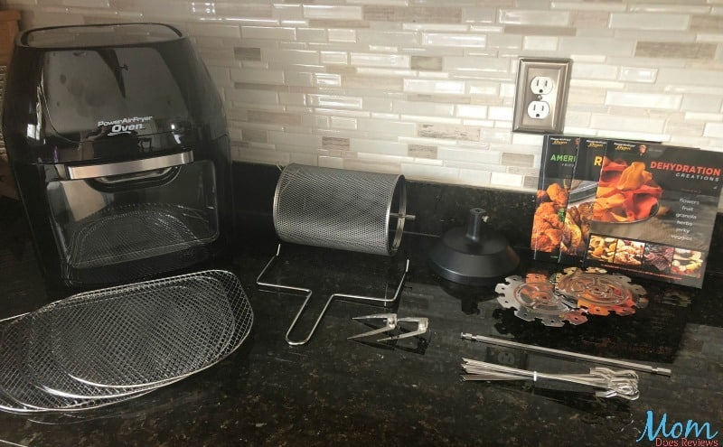 Power Air Fryer Safe for Health And Makes Delicious Meals