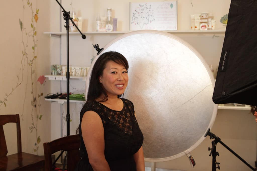 Puristry skin care, Susie Wang