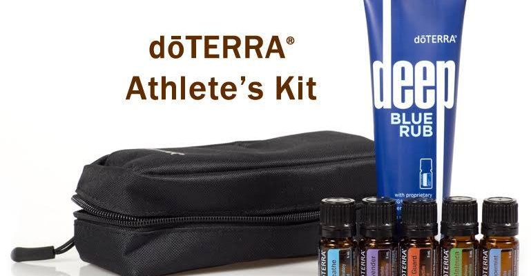 Essential Oils Athlete Kit Giveaway
