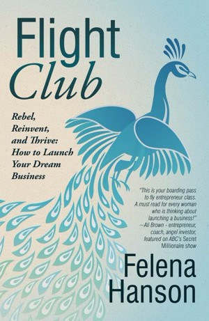 Felena Hanson, Hera Spa Founder, Flight Club book