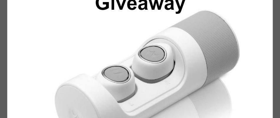 WIN VerveOnesME True Wireless Bluetooth® Earbuds by Motorola
