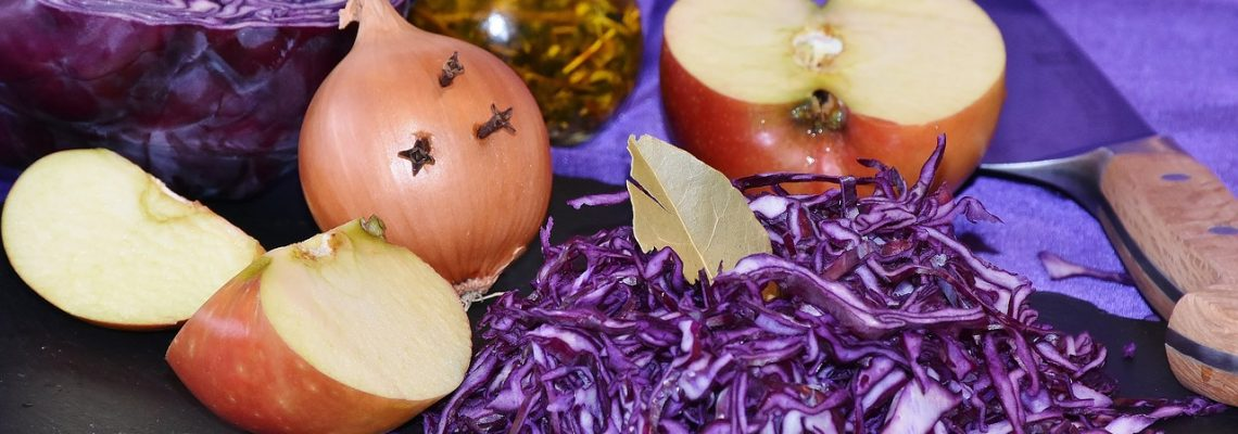 Fermented Cabbage Is Your Health Food All-Year-Round #HeartThis