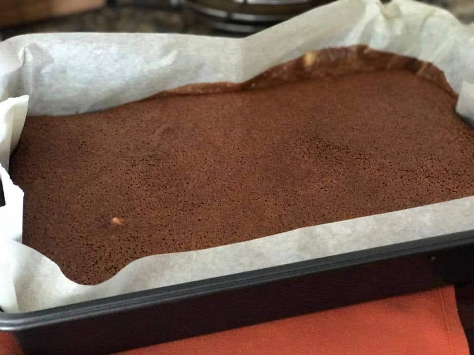 Chocolate Custard Cake Recipe