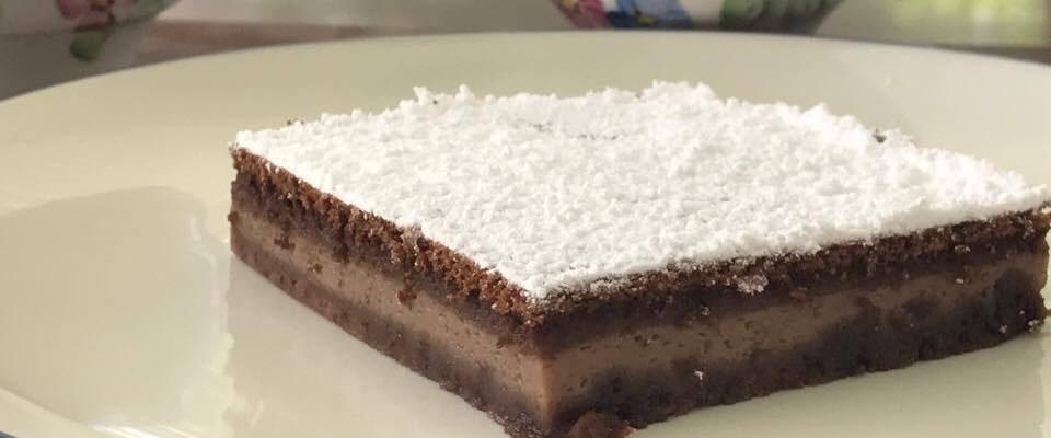 Fairytale Chocolate Custard Cake #RecipeIdeas for Daily Living
