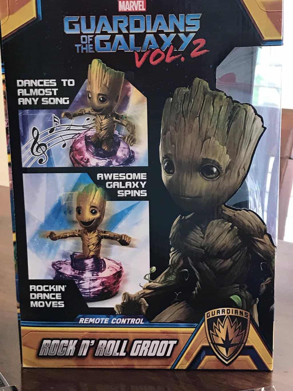 Groot Toy, Guardians of the Galaxy Vol 2