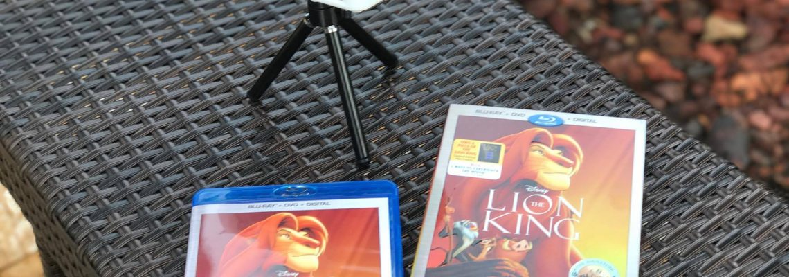The Lion King Is A Perfect Movie for A Night Under Stars #TheLionKing
