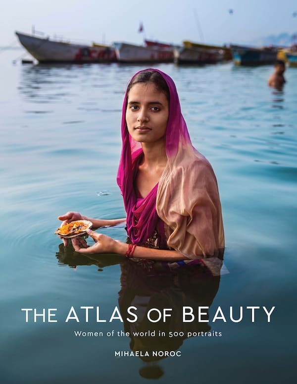 ATLAS OF BEAUTY, BOOK BY MIHAELA NOROC