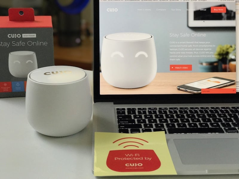 Protecting Privacy, CUJO smart firewall, electronic devices,