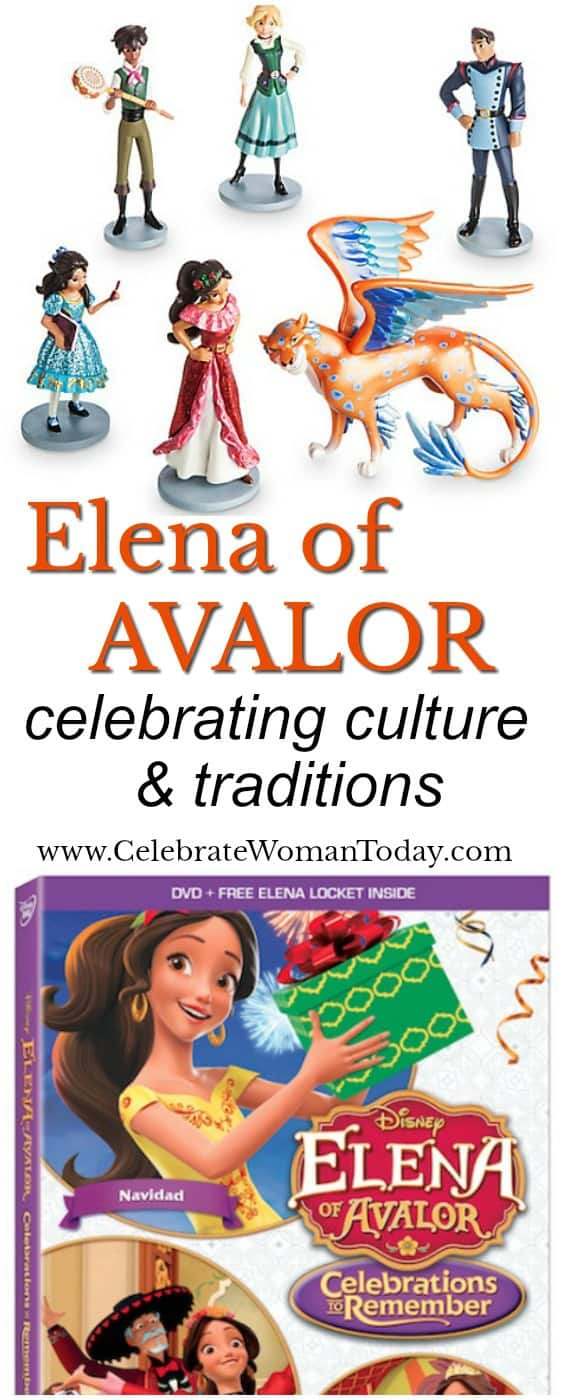 Elena of Avalor Celebrations To Remember