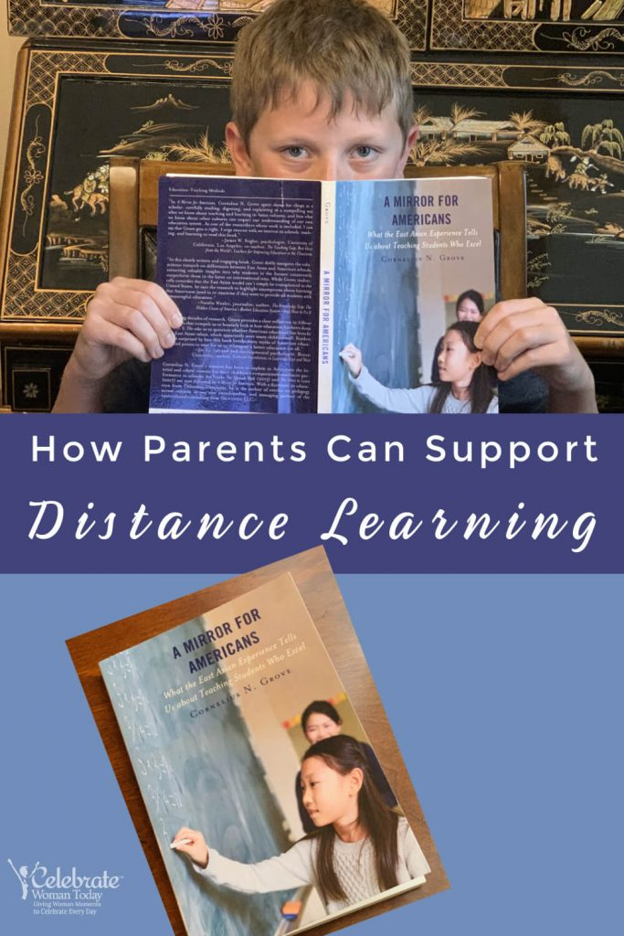 How parents can support Distance Learning