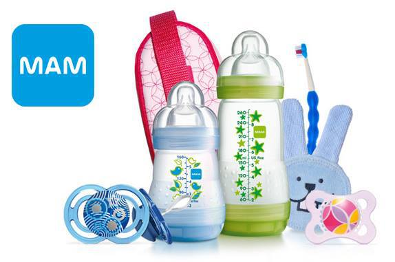 Celebrate MAM Baby Products And Support Your Baby's Early Development