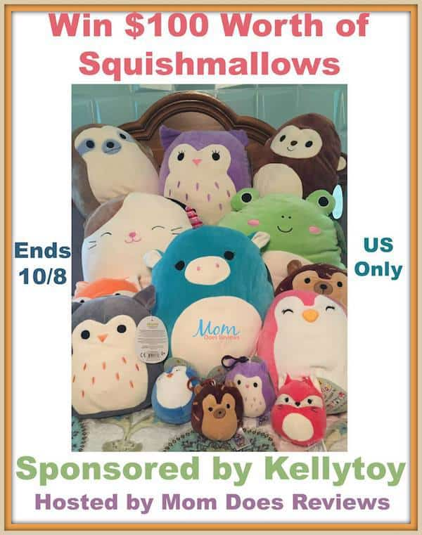 Squishmallows plush toys