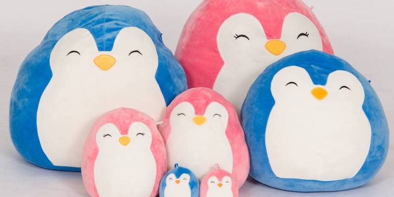 Why You Need Squishmallows In Your Life? Win A Collection Of Them!