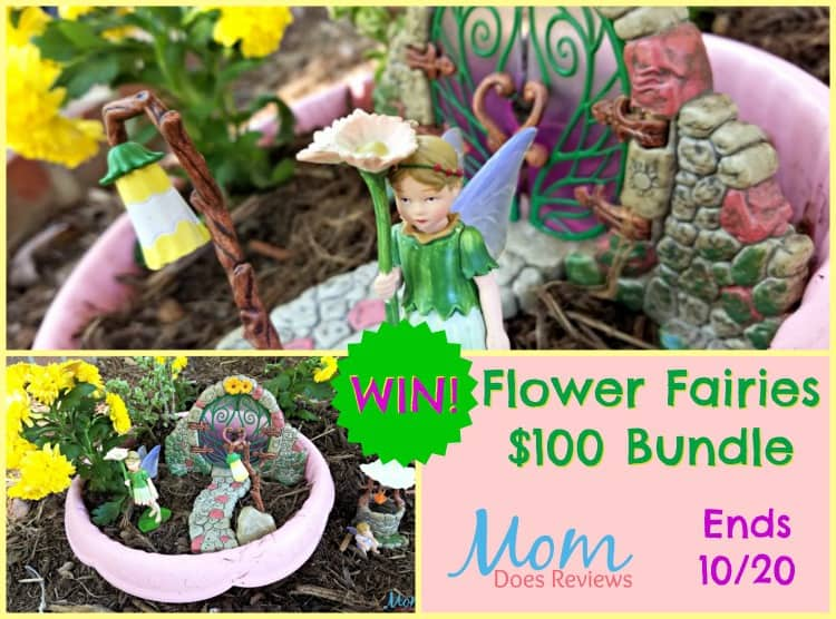 Flower Fairies Home Decor, Yard Decor
